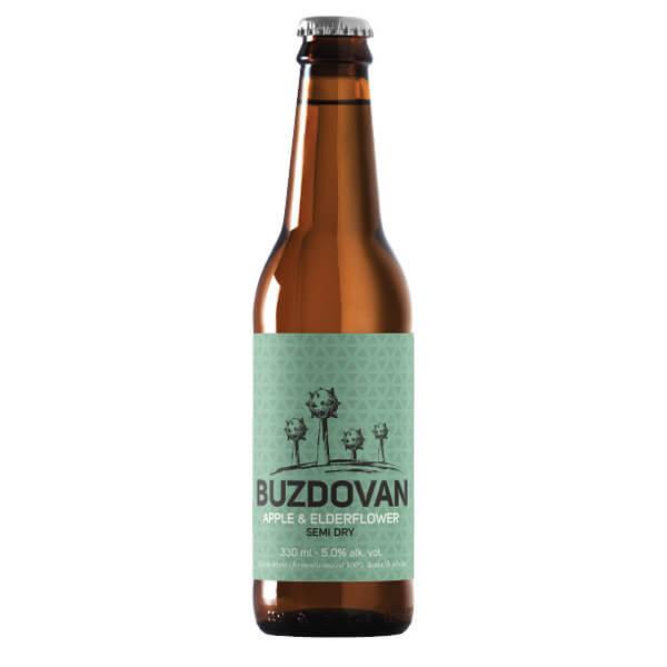 Buzdovan Elderflower Cider