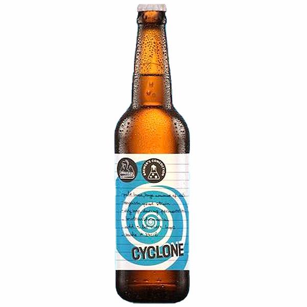 Zmajska pivovara Cyclone